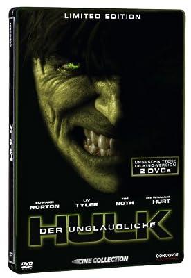 Der unglaubliche Hulk (Steelbook) [Limited Edition] [2 DVDs]