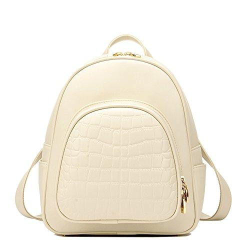 College style shoulder bag/Sacchetto di scuola/[zaino]/Borsa da viaggio-A B