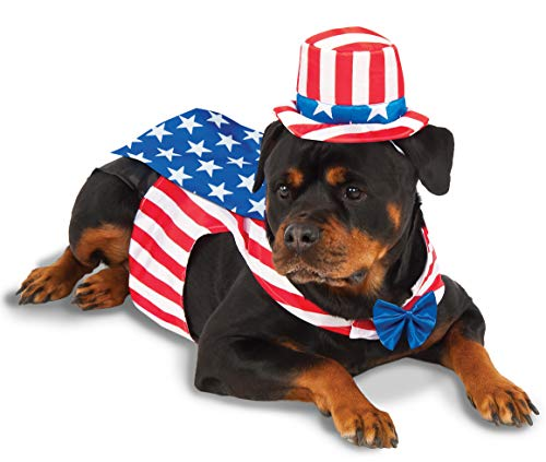 Rubies Costume Company Uncle Sam Big Dog -