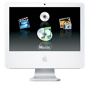 "Apple iMac G5 20"" 2.1GHz/ 512MB/ 250GB/ SuperDrive/ ATIX600-128MB/ Bluetooth/ AirPort"