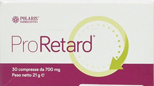 Proretard 30 Compresse Ritardante Eiaculazione precoce Serotonina Griffonia Passiflora Ansia da Prestazione Polaris Farmaceutici