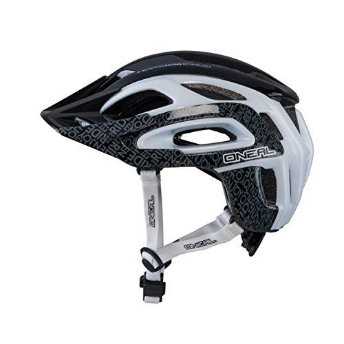 Oneal 0616-105 Casco de Bicicleta, Blanco, M