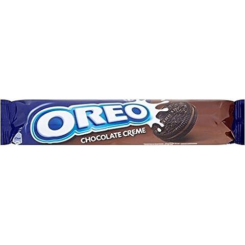 Oreo Galletas - Crema De Chocolate (154g) (Paquete de 2)