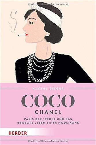 Coco Chanel: Paris der 1920er und das bewegte Leben einer Modeikone Buch-Cover