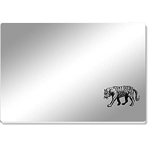 1 x 'Tigre à Pied' set de table miroir (CR00093793)