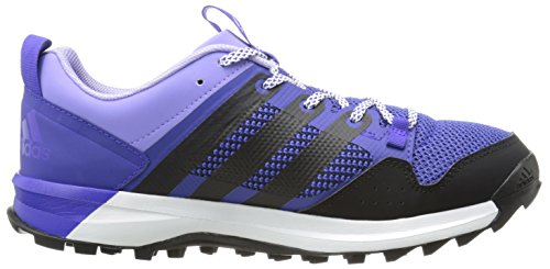 Adidas Outdoor Kanadia 7 Trail Running Shoe - Cenere viola / nero / colore rosa grassetto 5 Night Flash/Core Black/Light Flash Purple