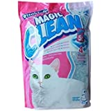 Katzenstreu Magic Clean 12 x 5 Liter (60 Liter)