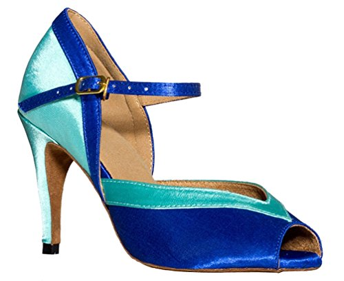CFP , Danse-moderne femme Bleu - bleu