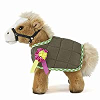 Living Nature Soft Toy, Plush Farm Animals, Horses
