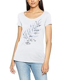 Esprit 057ee1k032, T-Shirt Femme