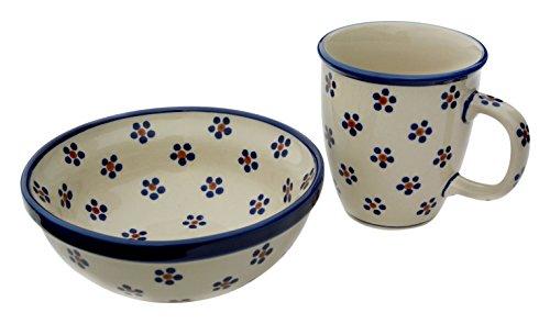 bunzlauer-keramik-manufaktura-set-k-081-m-089-becher-mars-mit-muslischalchen-schale-kobaltblau-15-cm