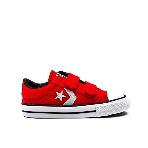 Converse Bambino Converse Star Player Ev 3V Rouge - Rouge