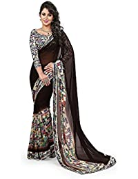 9f10a63169 Amazon.in: Black - Sarees / Ethnic Wear: Clothing & Accessories