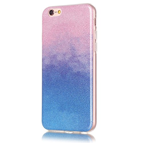 Phone case & Hülle Für iPhone 6 Plus / 6s Plus, IMD Color Fades Glitter Powder TPU Schutzhülle ( SKU : IP6P8855D ) IP6P8855K