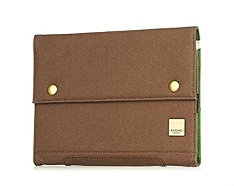 Knomo Bags 57-063-SAN Mini Portable Organiser Tasche für Smartphone/Apple iPad/Tablet (Papier Bag System)
