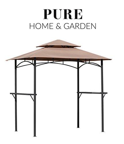 pure-home-garden-luxus-grill-pavillon-split-240x150-cm-wasserabweisend-mit-stabilen-seitenablagen