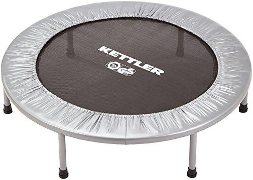 Kettler Trampolin, Silber/Schwarz, 07290-980