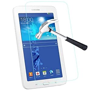 0.33mm Ultra-thin Explosion-proof Tempered Glass Film for Samsung Galaxy Tab 3 Lite T110(Transparent)