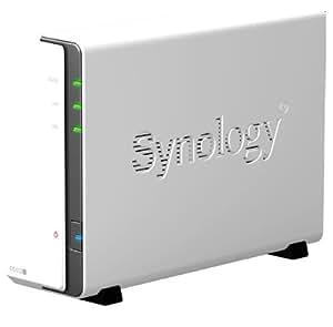 Synology DS112 DiskStation 1 Bay Desktop NAS