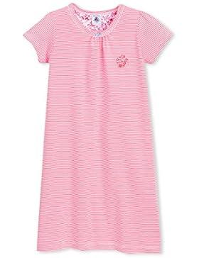 Petit Bateau Mädchen Nachthemd Chemise De Nuit