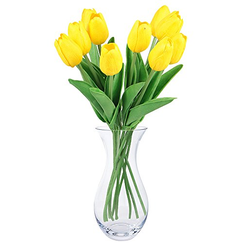 richera-lot-de-10-tulipes-artificielles-en-latex-au-toucher-realiste-pour-bouquet-de-mariage-decorat