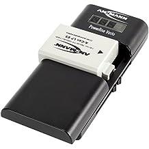 Ansmann 1001-0020 - Powerline vario universal cargador de batería de la cámara Pack, digial Canon, Nikon + AA , AA batería