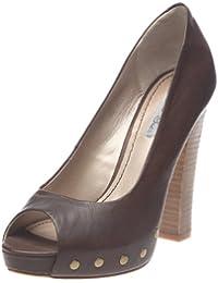 Tosca Blu Shoes Ninfea 1 - Zapatos de tacón de cuero para mujer