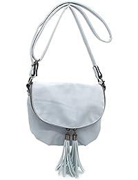 b3dd391703 Hello Bag - Sac bandoulière Femmes - Sac à Main Bandoulière Porté Epaule  Taille Moyenne -