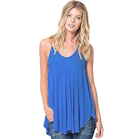 MEINICE - Robe spécial grossesse - Femme - Bleu - S