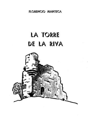 LA TORRE DE LA RIVA por Florencio Manteca