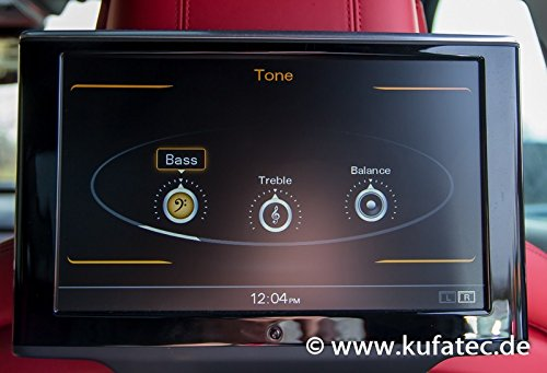 Kufatec Rear Seat Entertainment System A8 4H, gebraucht gebraucht kaufen  Wird an jeden Ort in Deutschland