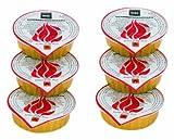 Kela 390010 Brennpaste 6 x 80 Gramm für Kela 390010 Brennpaste 6 x 80 Gramm