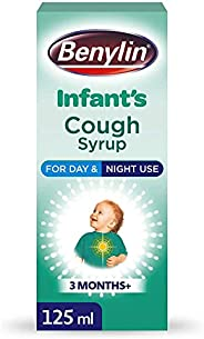 Benylin Infant'S Cough Syrup, Apple Flavour, 125ml