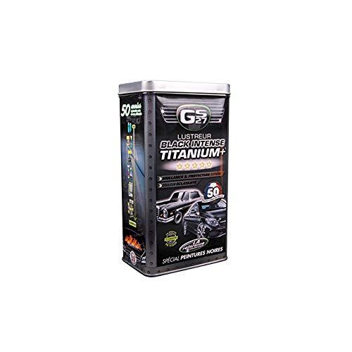 GS27 CL160250 Coffret Lustreur Titanium Black Intense