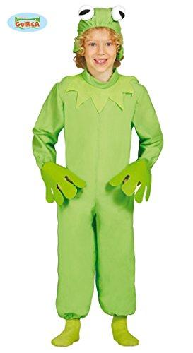 Frosch - Kostüm für Kinder Gr. 98 - 134, ()