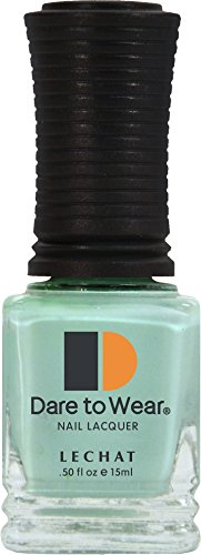 LECHAT Dare to Wear Nail Polish, Mint Jubilee, 0.500 Ounce by LECHAT