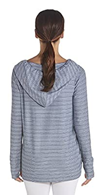 Coolibar Damen UPF50+ UV-Schutz T-Shirt mit lange Ärmel