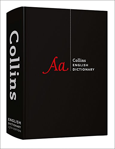 Collins English Dictionary Complete and Unabridged (Collins Dictionaries)