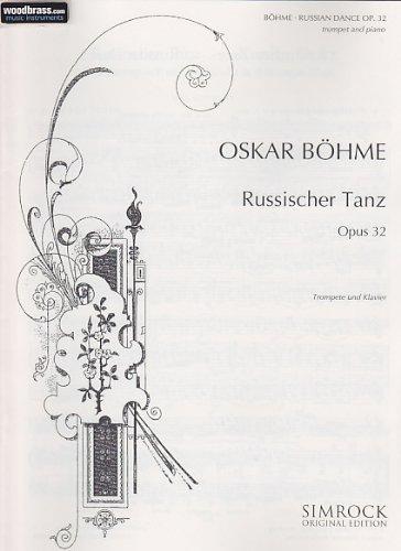 SIMROCK BOHME OSKAR - RUSSIAN DANCE OP.3...