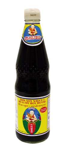 Healthy Boy Sojasauce, hell, 2er Pack (2 x 700 ml)