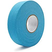 Alley.L Tapes Tape for Hockey Sticks Gear Cue Tape Moisture & Anti-Slip Over Grip Tennis Racket Soft Tennis and Badminton Racket Bike (Black, Blue, Purple, Yellow, Red) 25M Sky Blue