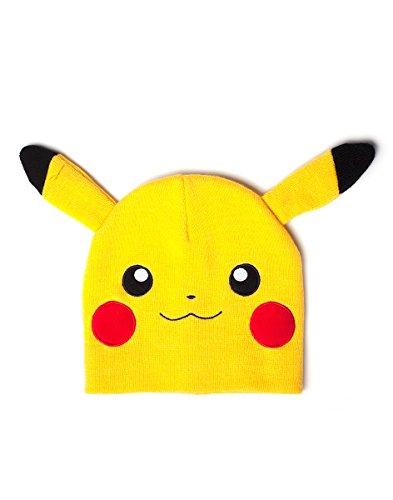 Bioworld Pokémon - Pikachu Beanie With Ears