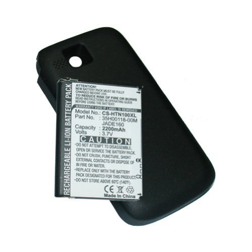 Bluetrade High-End doppelte Kapazität Akku (2200mAh) für HTC Touch Cruise 2009 Lolite 100