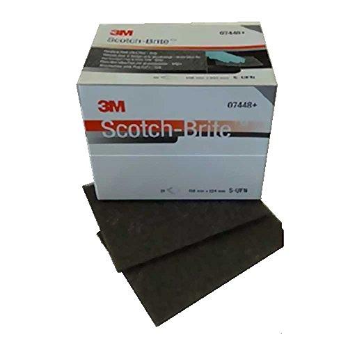 Handschleif-Pads grau 158 x 224 mm 7448 S Ultra Fine