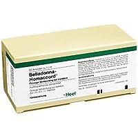 BELLADONNA HOMACCORD Ampullen 50 St preisvergleich bei billige-tabletten.eu