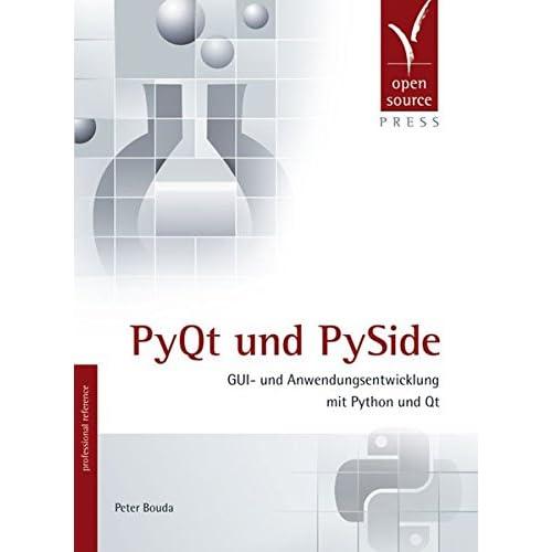 Pdf Download Pyqt Und Pyside Gui Und Anwendungsentwicklung Mit
