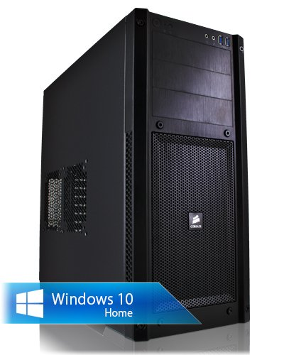 Preisvergleich Produktbild Ankermann-PC CarbFX Ultra, AMD FX-8370, 8x 4.00GHz Turbo: 4.20GHz, Gigabyte GA-990X-Gaming SLI, Zotac GeForce GTX 1060 6GB, 8 GB DDR3 RAM, 250GB SSD, Microsoft Windows 10 Home 64Bit (Deutsch), EAN 4260219652803