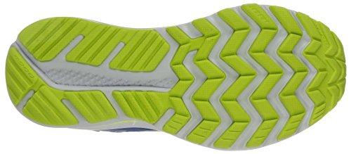 Saucony Triumph Iso 2, Scarpe da Trail Running Donna Blu (Blue/Lightblue/Citron)
