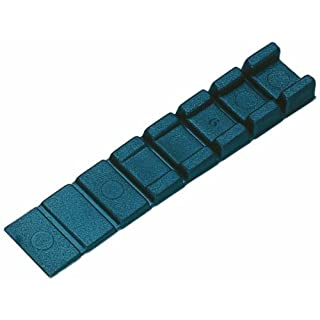 4pk Furniture Alignment Leveller Wedges - Adjustable Wedge 1mm - 8mm