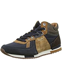 Pepe Jeans London Tinker West Boot, Zapatillas para Hombre